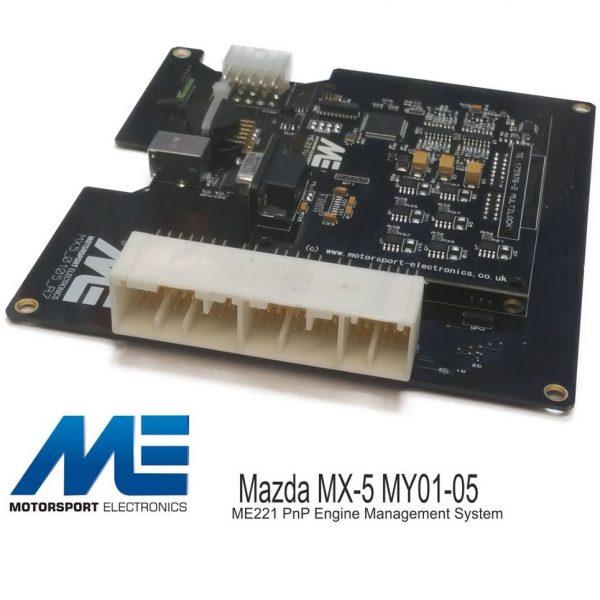 ME221 MX-5 Miata NB2.5 VVT 01-05 Plug-n-Play ECU